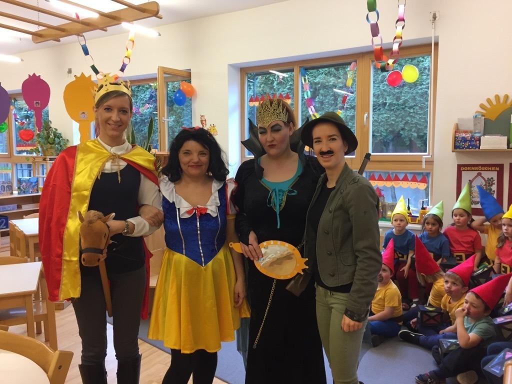 Fasching Im Kindergarten Eisenstadt