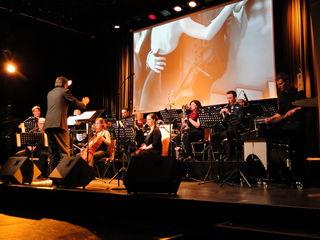 """Rudolf Plank und """"Ars Harmoniae"""" sorgten für ein reizvolles Musikereignis rund um den Tango Nuevo."""
