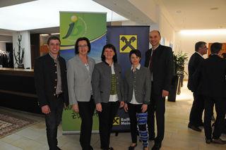 Christoph Mayrhofer, Theresia Meier, Barbara Payreder, Gabriele Hebesberger, Klaus Drabek