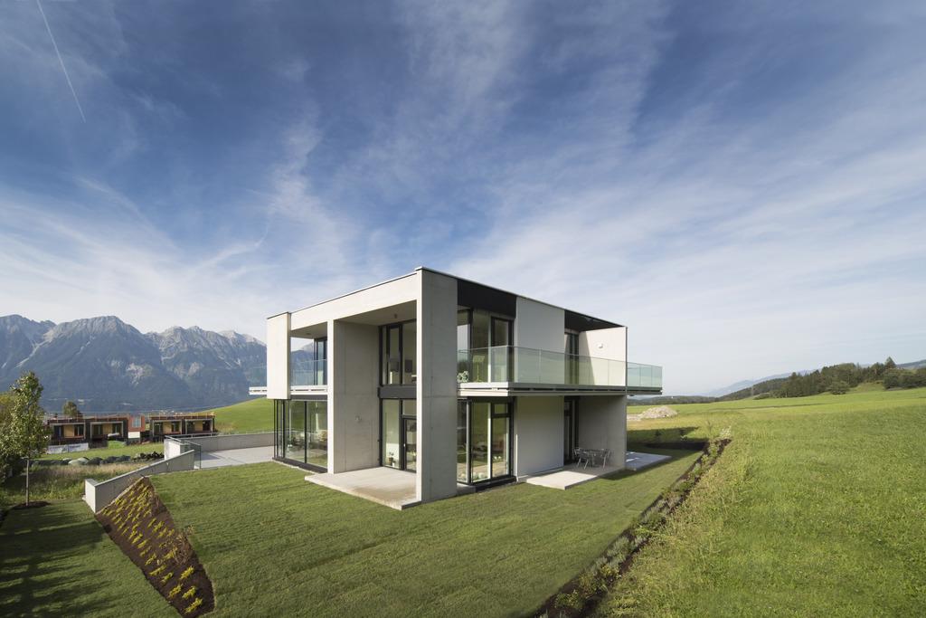 Mit einem Architekten spart man Kosten\