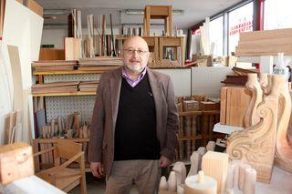 Nach 42 Jahren Firmenzugehörigkeit, davon 37 Jahre in führender Position, geht Holz Fabian Chef Michael Rosenfeld in Pension