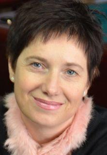 Veranstalterin Gabriele Hasmann