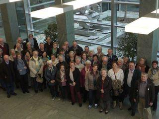 Der Seniorenbund Altlengbach auf Halbtagsausflug in St. Pölten