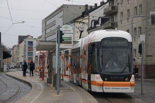 Straßenbahnlinie 3 und 4 sind von 13. bis 16. März jeweils von 21 Uhr bis Betriebsende gesperrt.