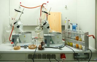 FE_HBT_Aufbereitung Kondensate aus der Trockenkammer