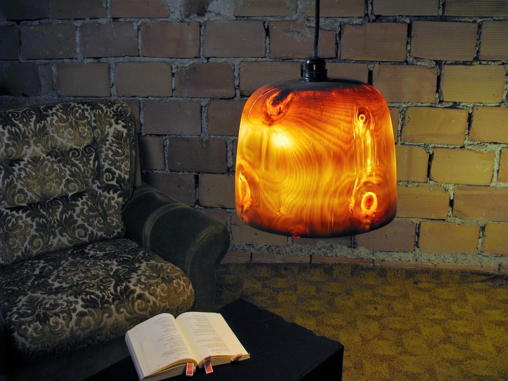 Es Werde Holz Licht Einzigartige Leuchten Aus Zirbenholz