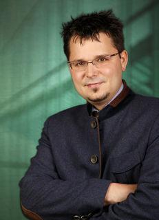 Erhard Pretterhofer ist Geschäftsführer des Holzclusters Steiermark.