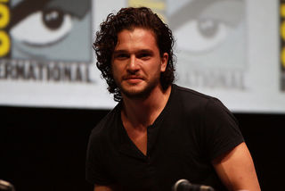 Wie wurde Kit Harington bei Game of Thrones verarscht?