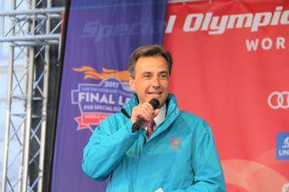 Bürgermeister Siegfried Nagl, Special Olympics 2017 Graz