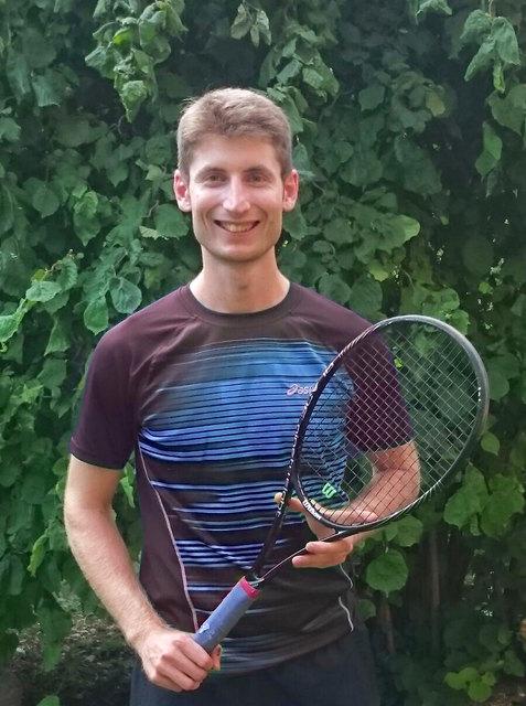 Sebastian Scherer ist der neue Trainer beim Union Tennisclub Raiffeisen Stockerau.