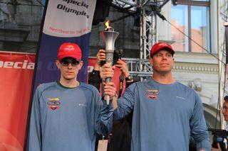 Special Olympics 2017, Fackellauf in Graz