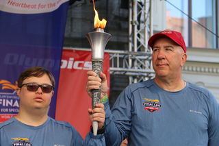 Special Olympics Graz 2017, Flame of Hope