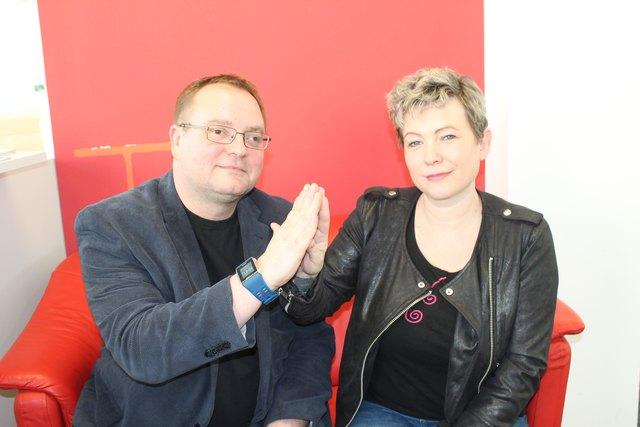 Michael Harrucksteiner scheidet nach 14 Jahren aus dem Stadtrat der Bezirkshauptstadt aus. Viktoria Frühwirth übernimmt.