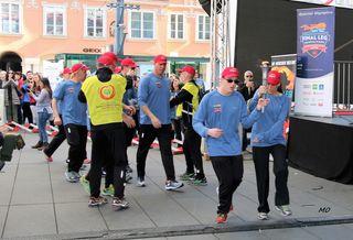 Special Olympics Graz, Fackellauf