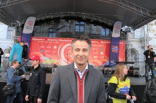 Stadtrat Kurt Hohensinner, Special Olympics 2017 Graz