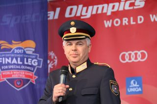 Grazer Polizeidirektor Alexander Gaisch, Special Olympics Graz 2017