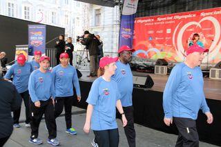 Special Olympics, Fackellauf Graz