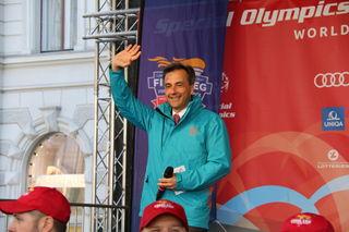 Bürgermeister Siegfried Nagl, Special Olympics Graz 2017