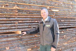 Alfred Seebacher ist seit Sommer 2015 Obmann der ARGE Nockholz und steht als Sägewerksbesitzer hinter dem Rohstoff Holz