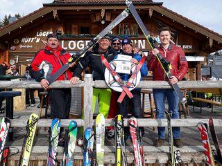Bademeister-Skitag auf der Höss