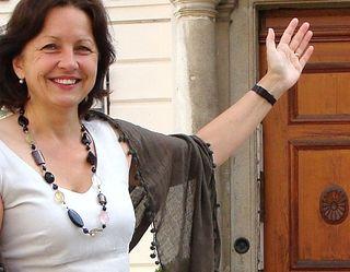 Fremdenführerin Christine Triebnig-Löffler