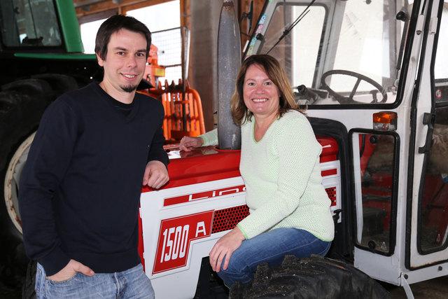 Patrick Pirker und Claudia Hölbling möchten Landwirten wie Kunden Gutes tun und haben daher gaumenfest.at gegründet