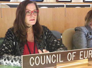 Zweite Präsidentin Mosler-Törnström bei UNO-Frauenkonferenz in New York