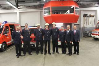 Die Freiwillige Feuerwehr Wolfsberg wurde im vergangenen Jahr zu 339 Einsätzen gerufen