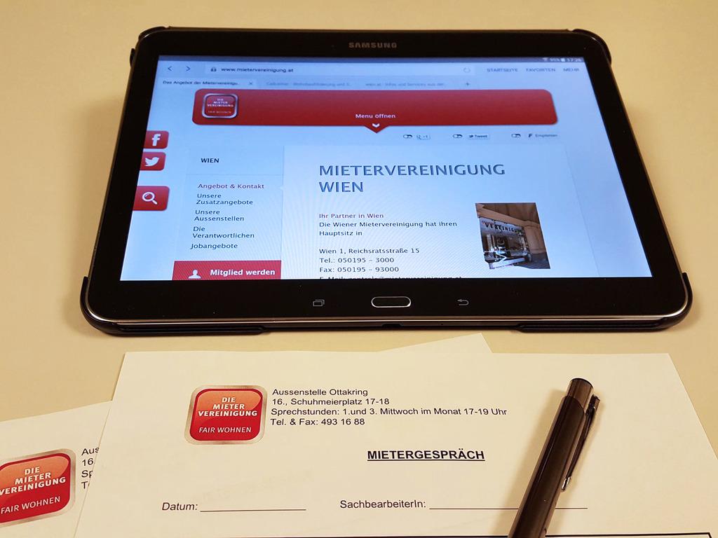 Mietervereinigung Wien Prüft Kostenlos Ihren Mietvertrag Hietzing