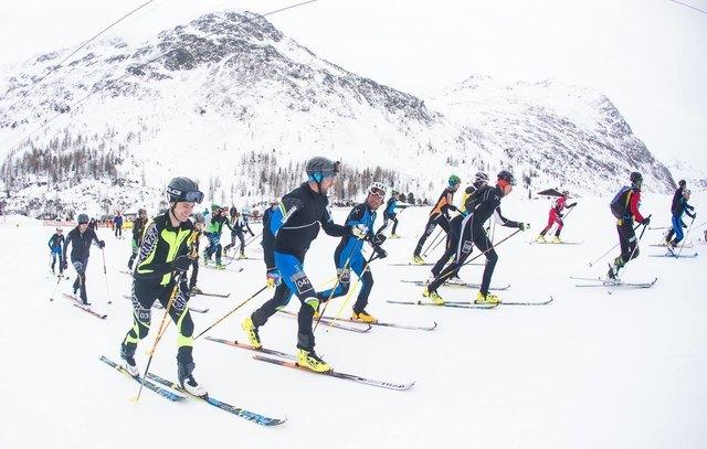 Das Skitourenrennen am Staller Sattel wird heuer zum 3. Mal ausgetragen.