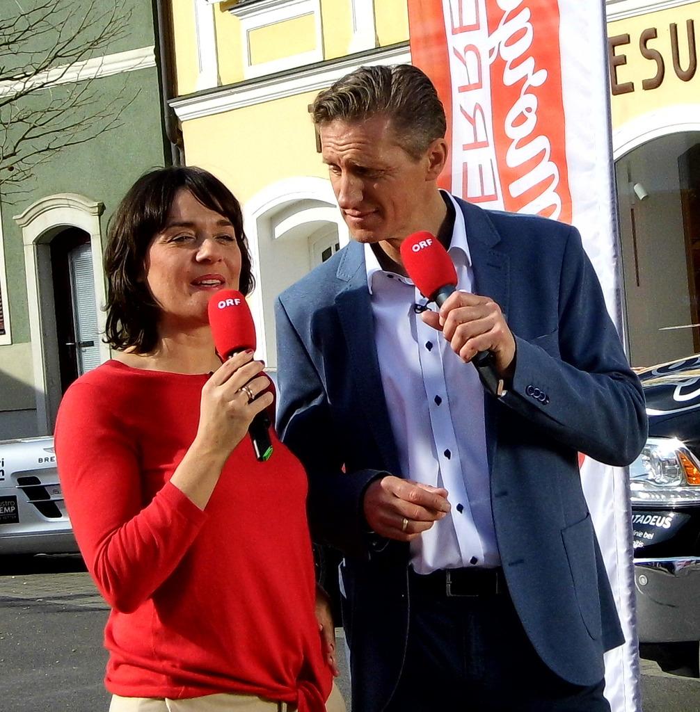 Begeistert Vom Orf Begeistert Von Guten Morgen österreich