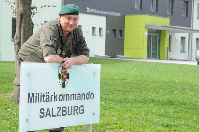 Wolfgang Riedlsperger ist für die Öffentlichkeitsarbeit beim Militärkommando Salzburg zuständig und schreibt seit Juli 2011 als Regionaut über Ereignisse, Veranstaltungen undneue Entwicklungen beim Bundesheer in Salzburg.