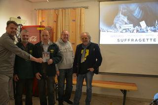 Stefan Buger, Josef Zauda, Johann Leitner, Karl J. Mayerhofer, Manfred Schweighofer