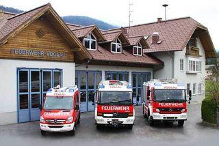 Feuerwehr Voglau