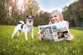 Du willst uns dein schönstes Haustierfoto präsentieren und einen Jahresvorrat an Tierfutter gewinnen? Hier erfährst du wie du mitmachen kannst!