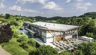Das Impulsquartier Loipersdorf bietet den perfekten Rahmen vom Kongress bis zum Konzert und zur Hochezeit.