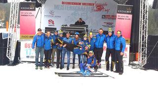 Das Team der Skischule Reith war am Doischberg erfolgreich im Einsatz.