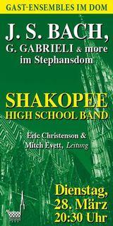 Legendäre Konzerte im Stephansdom - immer einen Besuch wert!