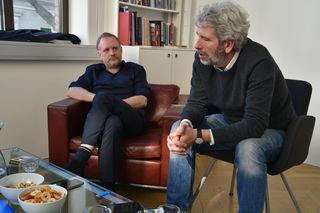 Nahmen sich beim Interview kein Blatt vor den Mund: Stermann & Grissemann in gewohnt bissiger Manier.