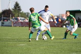 Stixneusiedl spielt in der 2. Klasse Ost noch um die Top-Plätze. Gegen den SC Haslau setzte es im Hinspiel ein 1:5.