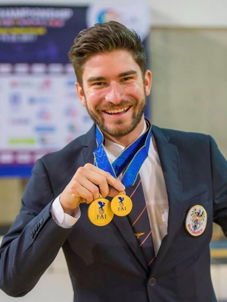 Titelsammler Bruckmann gewann in Frankreich zwei Mal Gold