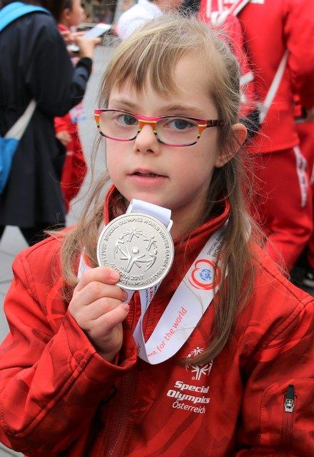 Special Olympics World Winter Games 2017, Team Österreich