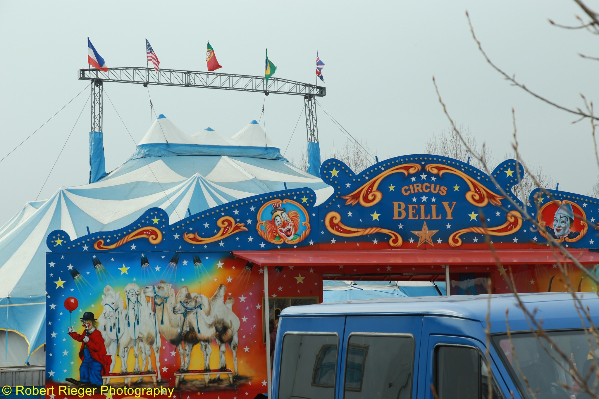 Circus Belly In Stockerau 2332017 Baden