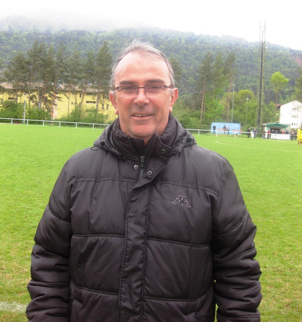 Fürnitz-Trainer Dragan Kunic hat beste Chancen auf seinen fünften Meistertitel