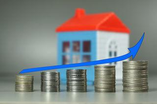 Am oberösterreichischen Immobilienmarkt zeigt sich ein leichter Aufwärtstrend.