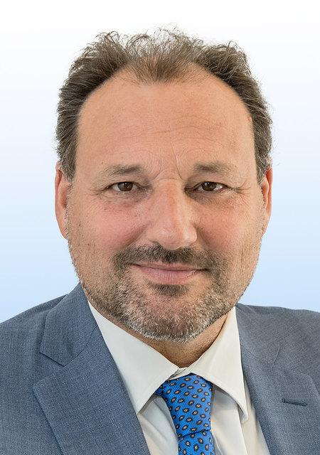 Der Arzt Christian Korbel ist im Landesklinikum Mauer als Suchtbeauftragter des Landes Niederösterreich für Abhängigkeitsfragen zuständig.