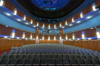 Das Schauspielhaus wird am 1. April feierlich eröffnet.