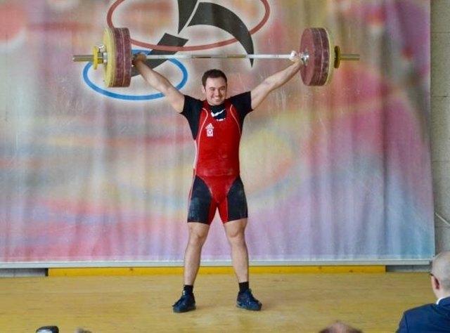 158kg Reißen- Philipp Forster