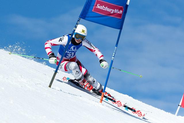 Riesenspaß beim Riesentorlauf: Anja Pichler fährt in Pass Thurn auf Platz zwei bei den Österreichischen Meisterschaften.