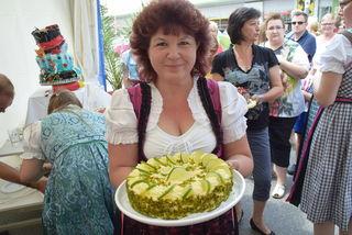 Im Vorjahr fand der südburgenländische Tortenwettbewerb zum ersten Mal statt.